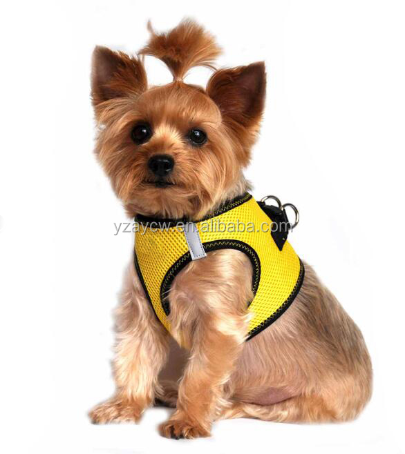 New Soft Mesh Breathe Vest Dog Puppy Harness