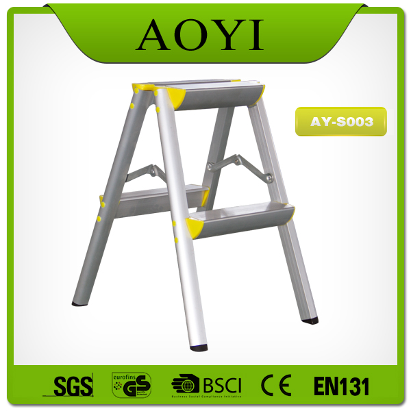 AY gold suppilers kitchen accessories portable step ladder stool