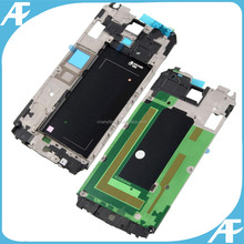 Original LCD Mid Bezel Front Housing Display Frame Plate Midframe for Samsung Galaxy S5 silver gold