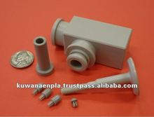 Precision Plastic Parts for Semiconductor Equipment made of Peek rod