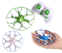 YD-A6 high quality RC toys 2.4G rc drone electric small flying ufo for sale with lights