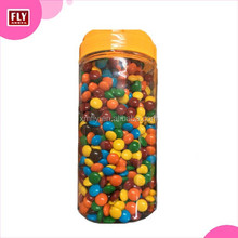 Halal Colorful Dragee Sugar Coated Candy Chocolate Beans