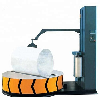Myway brand Y2000F reel paper roll wrapping machine