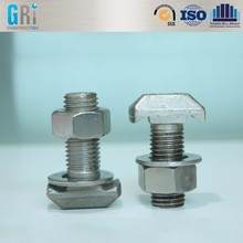Factory Price Sales Railway High Tensile Channel T Stainless Steel T Bolts