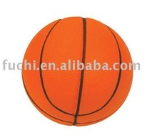 Promotional Toy Style and Stress Ball Type Basketball Stress Ball