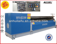 W11-12X2500mm Roll bending machine for metal plate