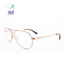 gold stainless optical eyewear new model frames glasses