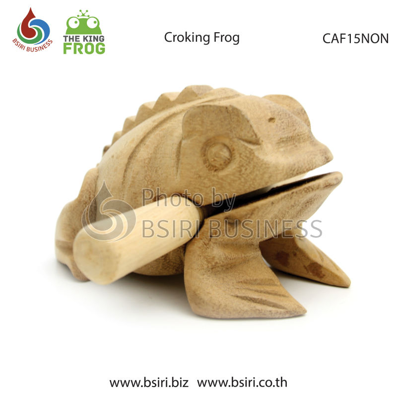 croaking mountain frogs musical instruments for kids