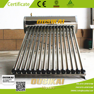 150 liter Heat Pipe Compact Pressurized Solar Water Heater
