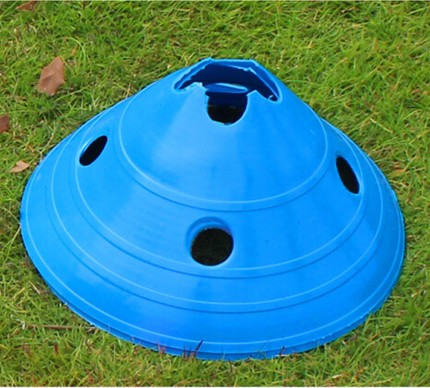 Large Marking Discs cones for Soccer training