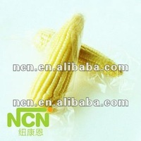 Vacuum Packed White Sticky Corn Cob