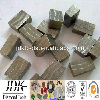 Diamond Segments For Granite Saw Blade