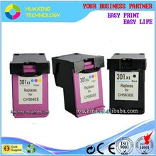 compatible ink cartridges for hp 301 301XL ink cartridge