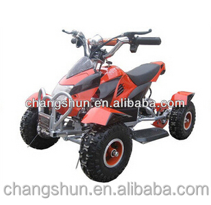 New style cheap mini gas powered motorcycle atv with 2 stroke for kids