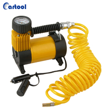 12 Volt Portable Mini Air Pump Tyre inflator compressor