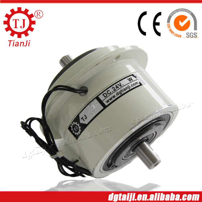 Chinese Taiwan high precision magnetic powder clutch