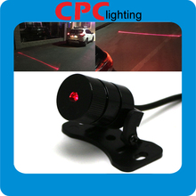 Cheap Price high quality 12v auto car anti-collision laser warning light car logo laser fog light