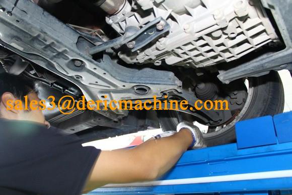truck alignment machine for sale