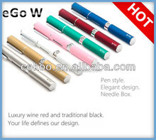 ego-W/F1 Double Starter Kit Vape Pen (Includes Supercharged 1100mAh battery)