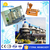 Professional factory price cooking oil making line / production line