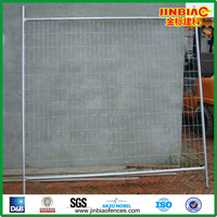 Manufacture (ISO9001~2008) Galvanized temporary fence panel