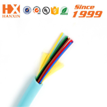 Factory price indoor 4 core multimode 62.5/125 Optical Fibre Cable