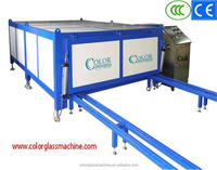 CE certificate glass laminating machine / Laminated Glass Production Line