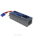 5200mah 2S 7.4V 1P Dean plug xt60 JST Traxxs connector hard case RC drift car lpo battery