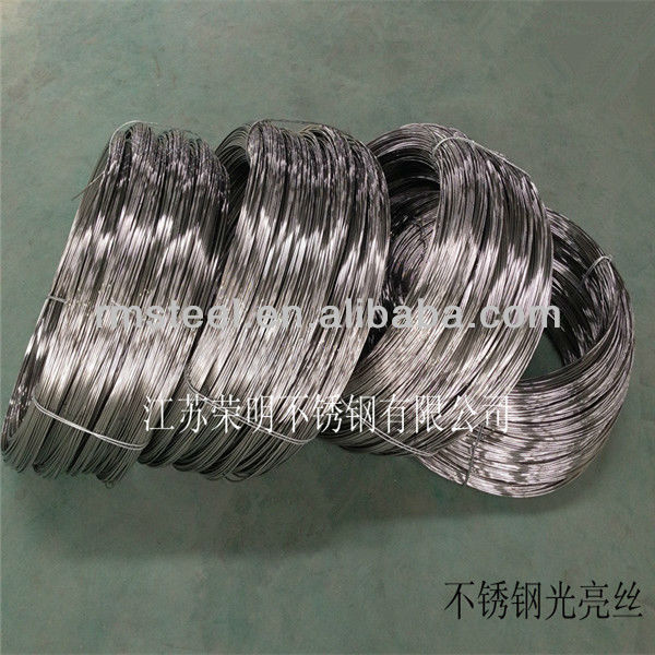 China manufacturer stainless steel wire for jewelry making for sale