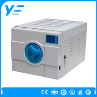 8L Dental 3-Times Pre-vacuum Autoclave Machine