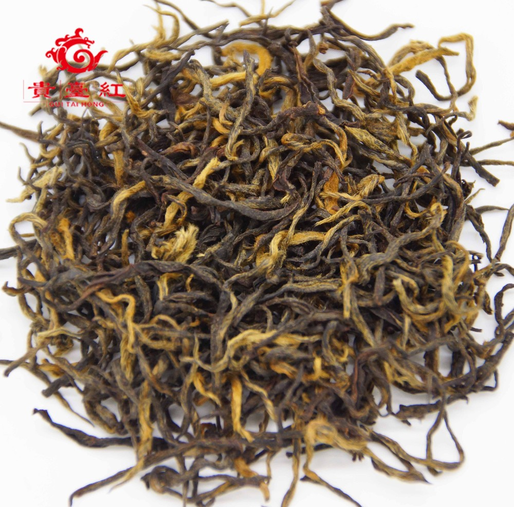 Top Quality Bulk Organic best brand black tea from guizhou tea farm