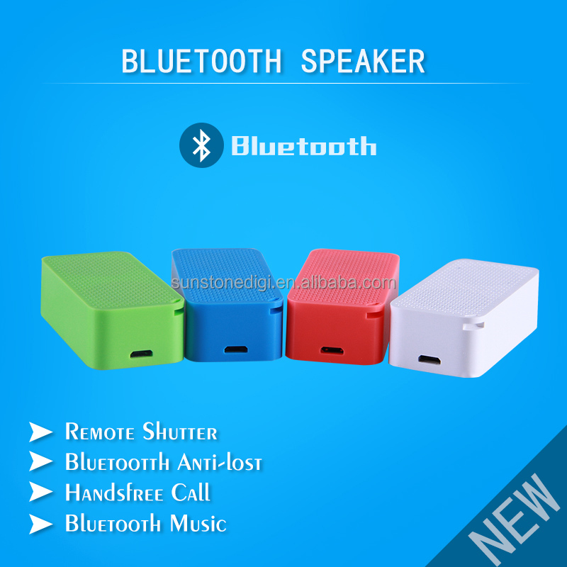 Portable Bluetooth 3.0 anti lost alarm,key finder bluetooth, Accept OEM different color durable key chain speaker