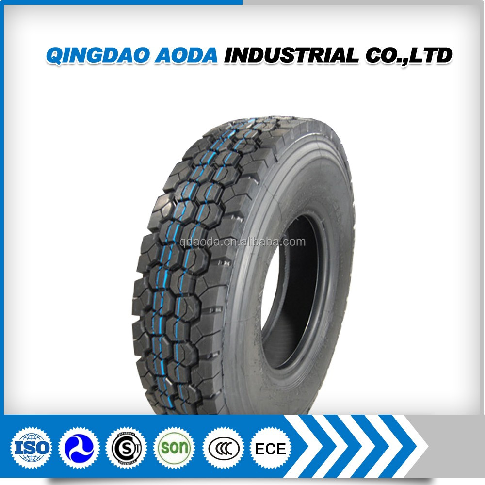 2017 New product ANNAITE truck tire 10.00R20
