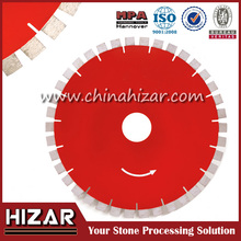 350mm Diamond Reinforced Concrete Wall Cutting Saw Blade