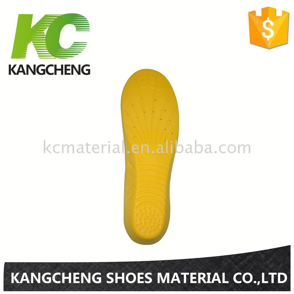 Factory supply pu sole design for shoes ladies non-slip thick certificates