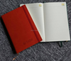 soft Leather and PU cover paper Notebook