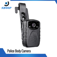 IP67 waterproof security guard body worn camera 2.4gh long distance wireless digital mini camera with GPS