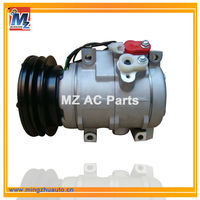 10S17C OA1PV 24V Auto AC Compressor For Caterpillar Excavator