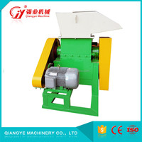 Materials In Dry Or Wet Conditions Film Plastic Crusher