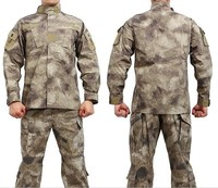 Formal ACU Camouflage military uniform us army combat ACU Suits multicam militar tactical clothing Ripstop materials