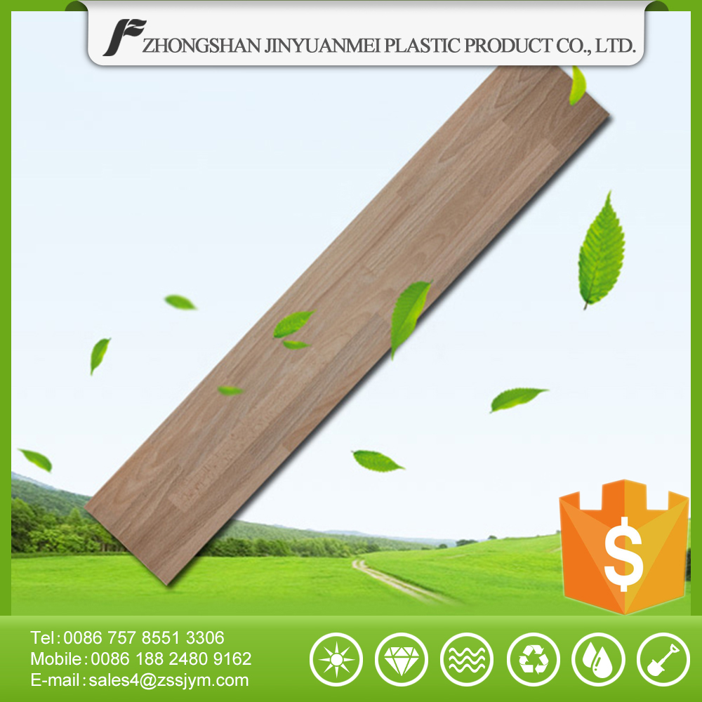 Anti-static abrasion resistance plastic PVC Vinyl flooring with low price