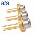 BOB professional cheaper 650 nm red diode laser TO18 / C-mount 650nm laser diode modules