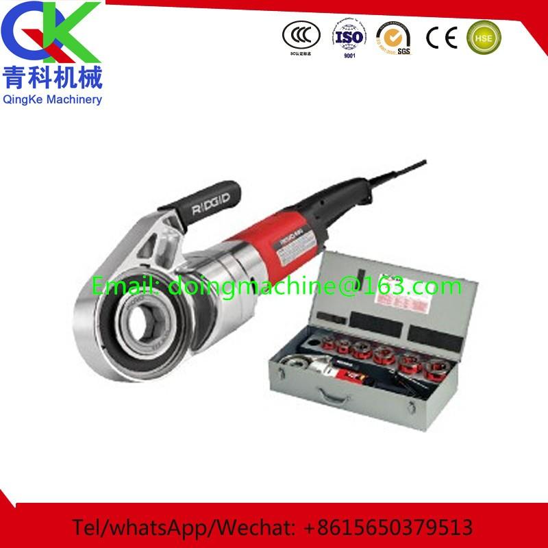 wire threading machine