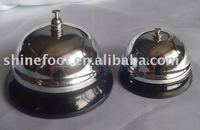 3.4''call bell A12-D02 ,reception bell with colorful painted base for hotel,promotional campaigns (E397)