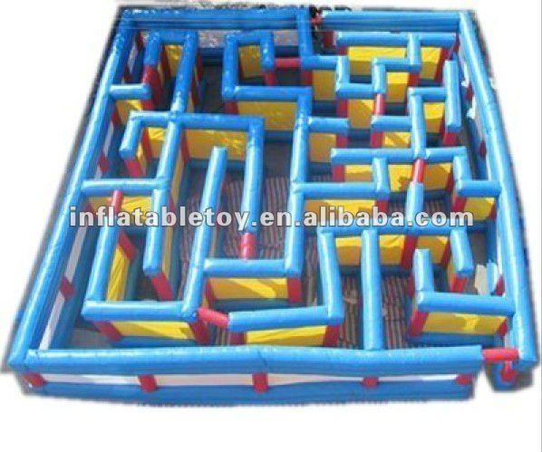 Lustiges aufblasbares labyrinth 2012 andere spielzeuge und for Aufblasbares schwimmbecken angebote