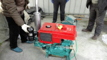 high speed low price china machine 30hp diesel engine 160ED