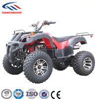 The new 2017chain driving cross-country motorcycle 250cc four-wheel atv