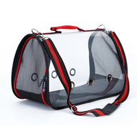Portable Transparent Pet Outdoor Travel Cat Dog Carry Bag