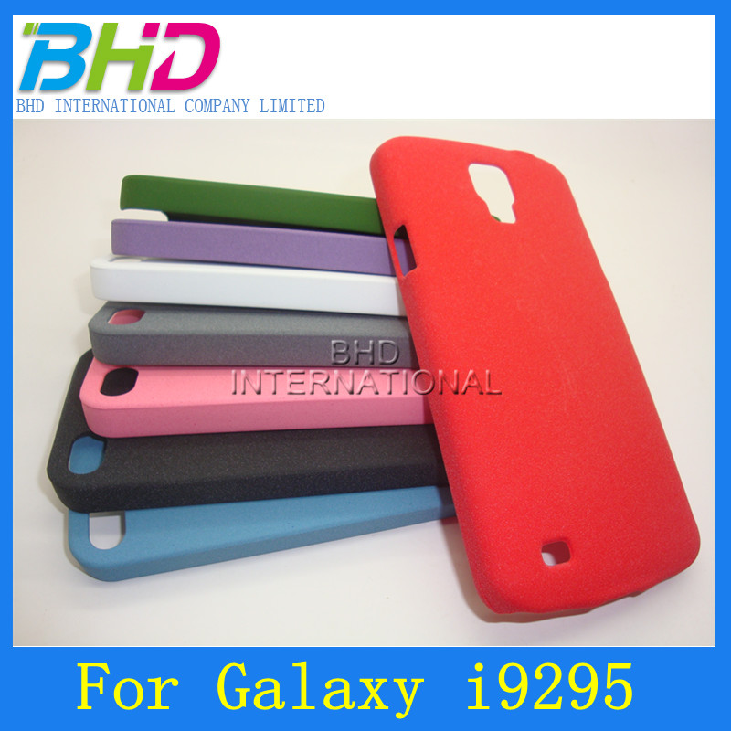 Fashion for samsung i9295 galaxy s4 active hard pc case Simple color