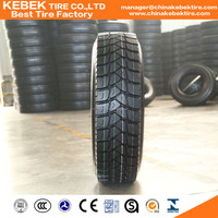 All Steel Heavy-duty New Radial TBR Truck Wholesale Tires With Label ECE Smart-way 11R22.5 11R24.5 315/80R22.5 385/65R22.5